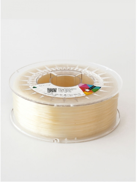 Filamento Smart Mat. PLA 1 kg 1.75mm Natural