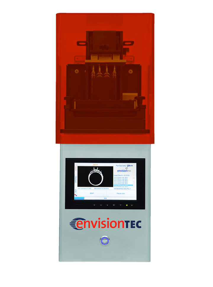 EnvisionTEC Micro Plus Advantage